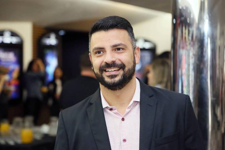 Edgard Neto, consultor de negócios do Sebrae-SP