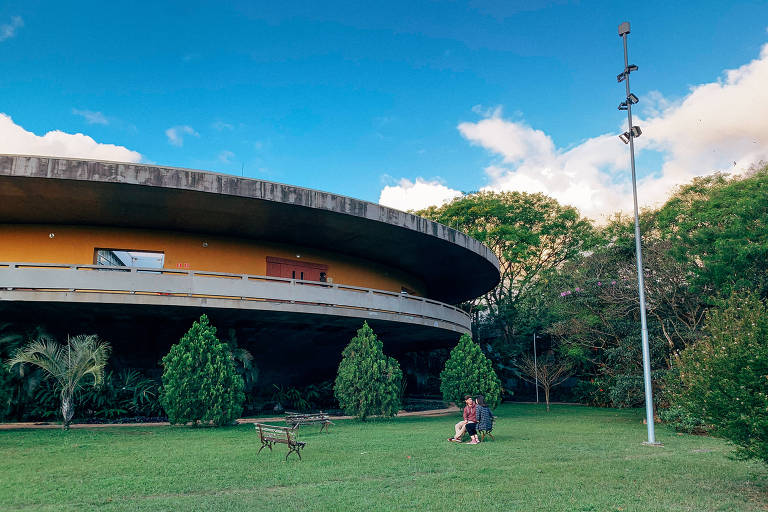 Prédio da Escola Politécnica da Universidade de São Paulo