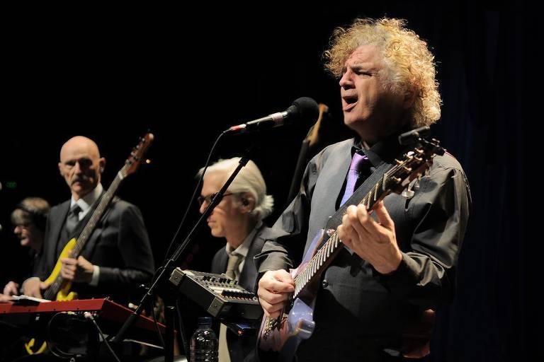Veja fotos da banda King Crimson