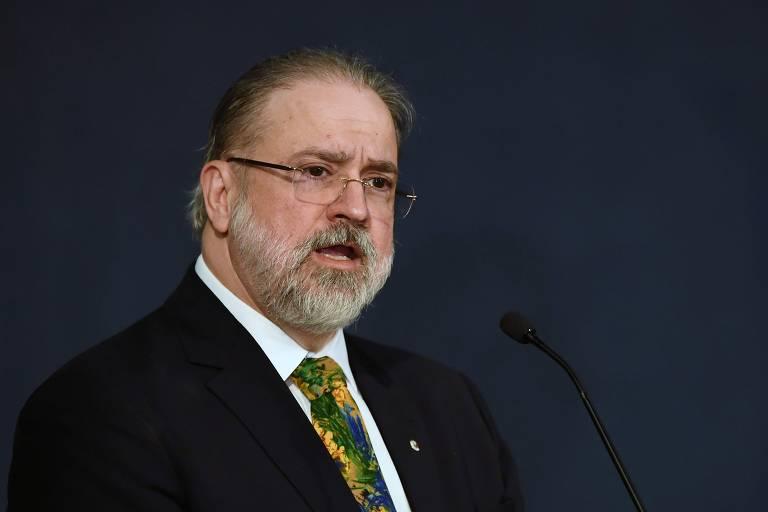 Augusto Aras, novo procurador-geral da República