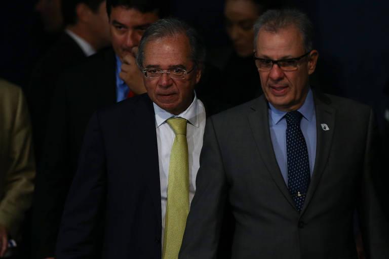 Guedes quer converter recursos de petróleo em emendas parlamentares