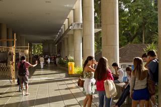 Foto da PUC-RIO para caderno especial RUF