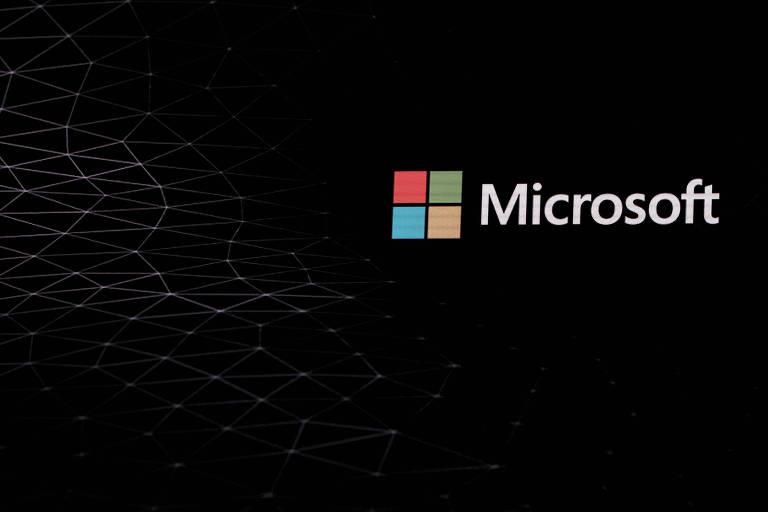 Logo da Microsoft