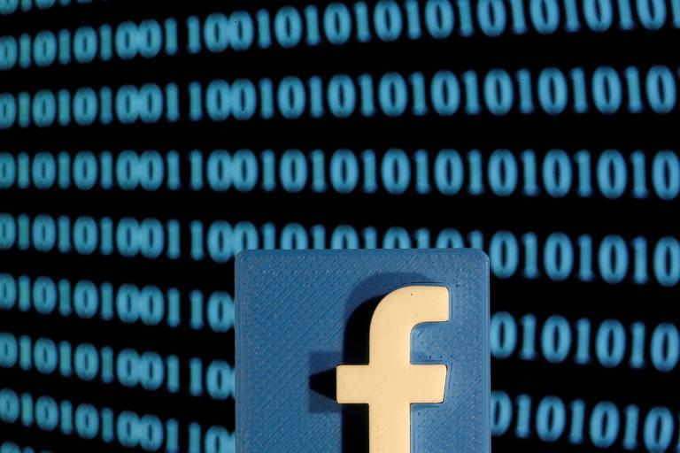 Logo do Facebook; autoridades dos EUA e de países aliados querem impedir adoção de criptografia de ponta a ponta no Messenger