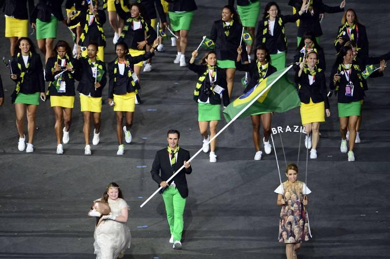 A trajetória olímpica de Rodrigo Pessoa