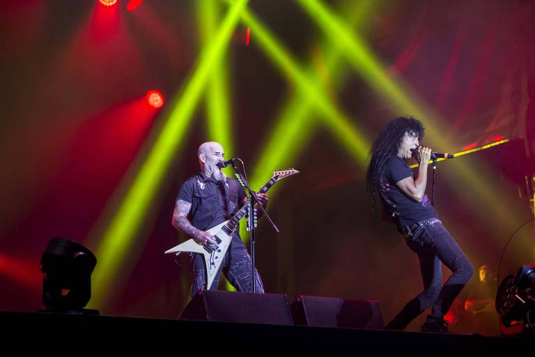 Rock in Rio - 2º fim de semana