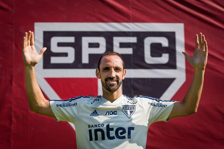 Lateral-direito tem contrato com o clube do Morumbi até o fim de 2020
