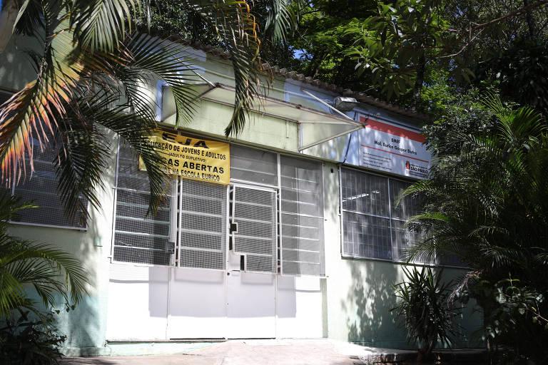 Escola municipal pode reduzir sala de aula