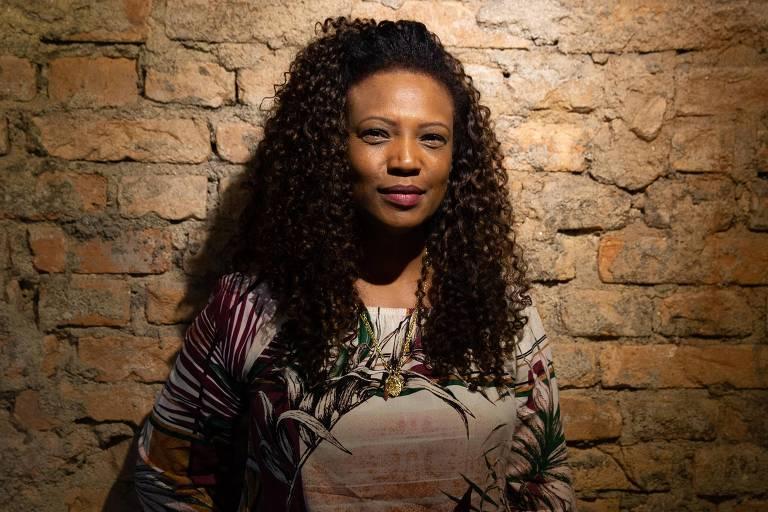 Eliane Dias, advogada e empresária dos Racionais MCs