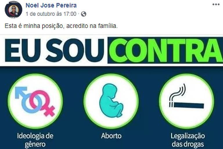 Postagens de candidatos a Conselhos Tutelares pelo país que se apresentam como pastores ou usam passagens bíblicas
