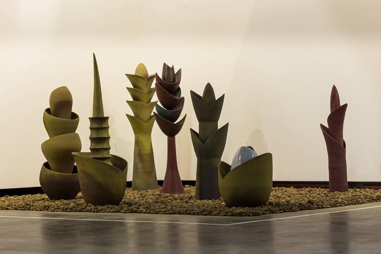 Veja imagens da exposição 'Ambiental: Arte e Movimentos', no MuBE