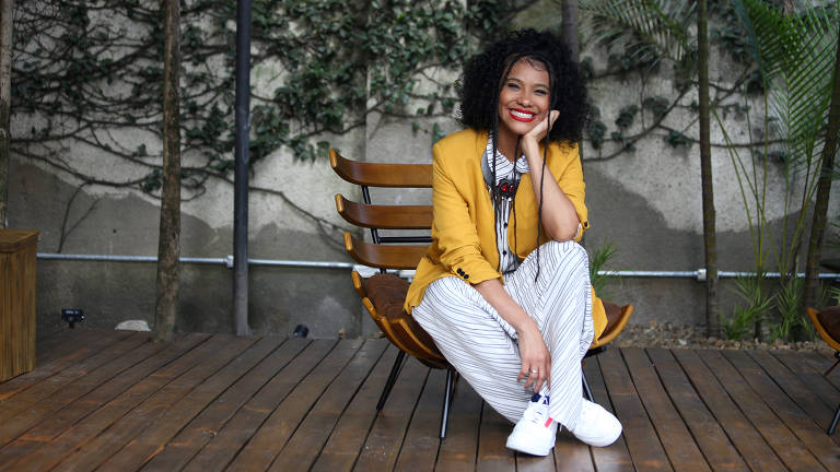 Samantha Almeida, 37, chefe de conteúdo na Ogilvy Brasil
