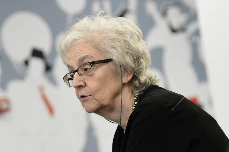 Soledad Gallego-Díaz, 67, à frente do El País, um dos principais jornais europeus