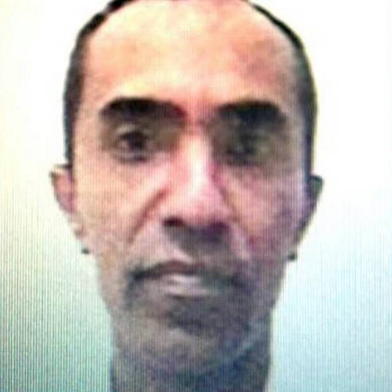 Gilberto Aparecido dos Santos, o Fuminho, na lista do Ministério da Justiça de mais procurados