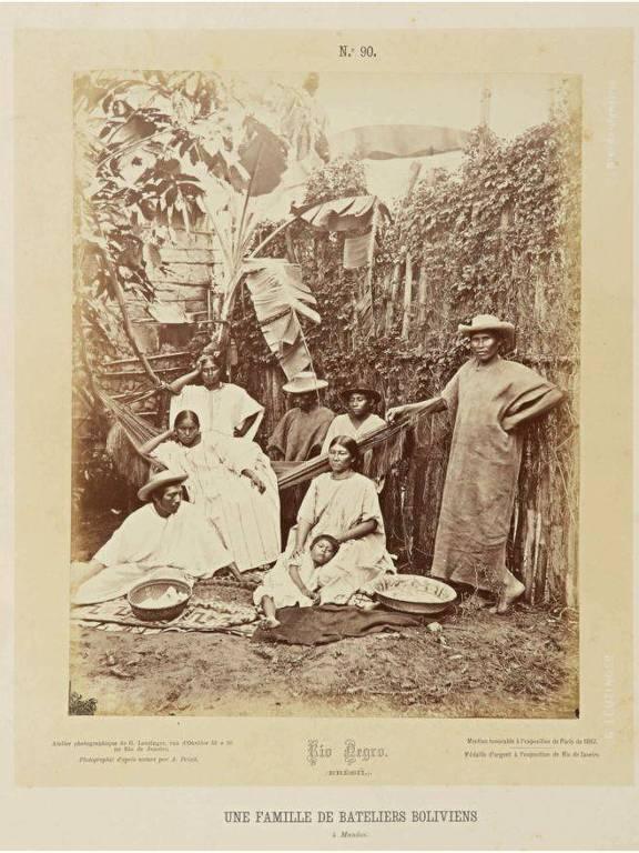 Fotografias da Amazônia brasileira no século XIX