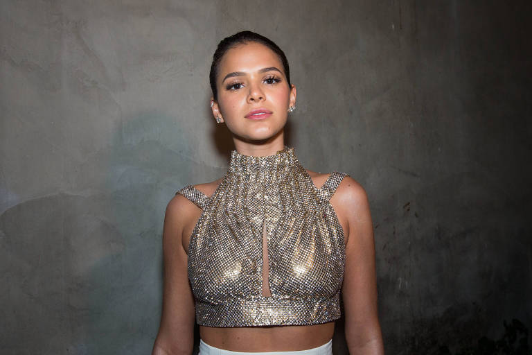 A atriz Bruna Marquezine