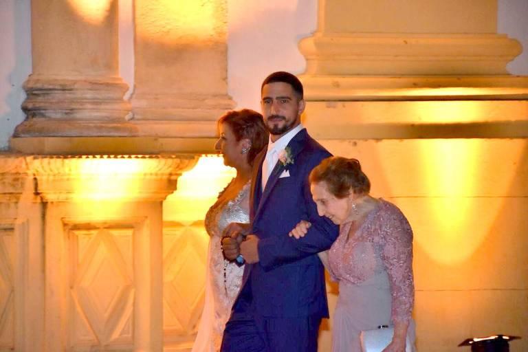 Casamento deThaila Ayala e Renato Góes em Olinda (PE)