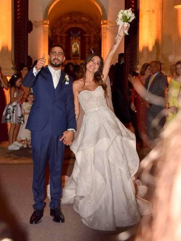 Casamento de Thaila Ayala e Renato Góes em Olinda (PE)