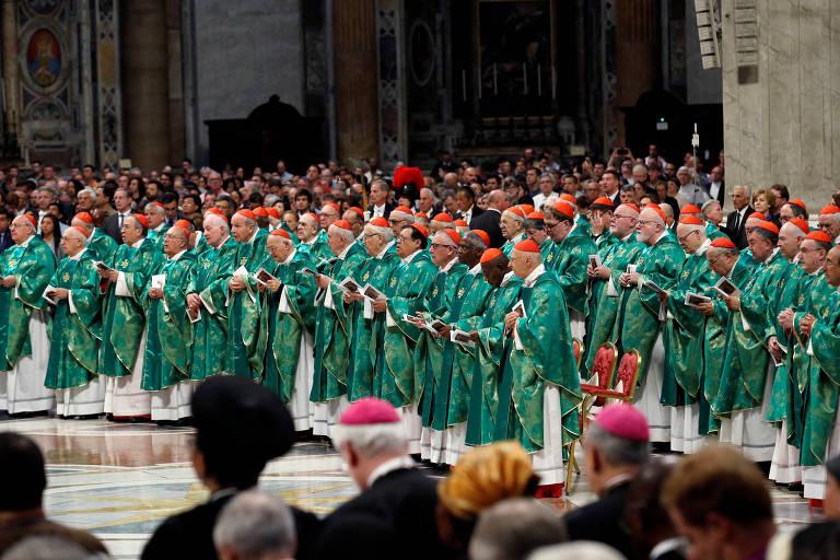 Missa de abertura do Sínodo da Amazônia