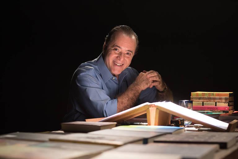 Tony Ramos em A Arte do Encontro