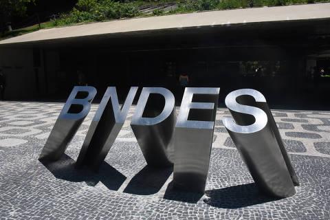 *ARQUIVO* RIO DE JANEIRO, RJ, 08/01/2019: Fachada da sede do BNDES no Rio de Janeiro. (Foto: Bernard Martinez/Folhapress) ORG XMIT: AGEN1901081822111318 ***PARCEIRO FOLHAPRESS - FOTO COM CUSTO EXTRA E CRÉDITOS OBRIGATÓRIOS***