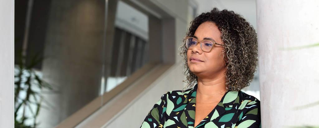Flávia Silva, liderança em multinacional da tecnologia; apenas 0,4% das negras chegam a cargos executivos no país