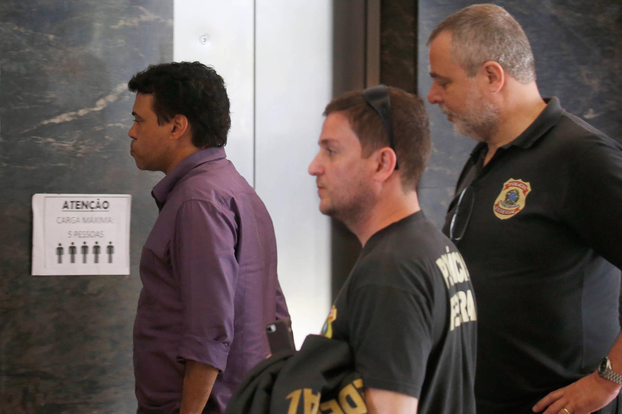 Chefe de setor da Lava Jato na Receita tinha R$ 230 mil em dinheiro escondido