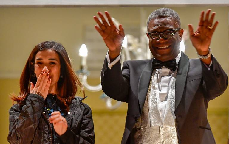 Vencedores do Prêmio Nobel da Paz