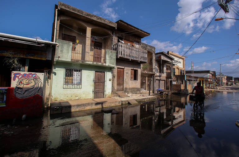 Saneamento básico no Brasil ainda é falho