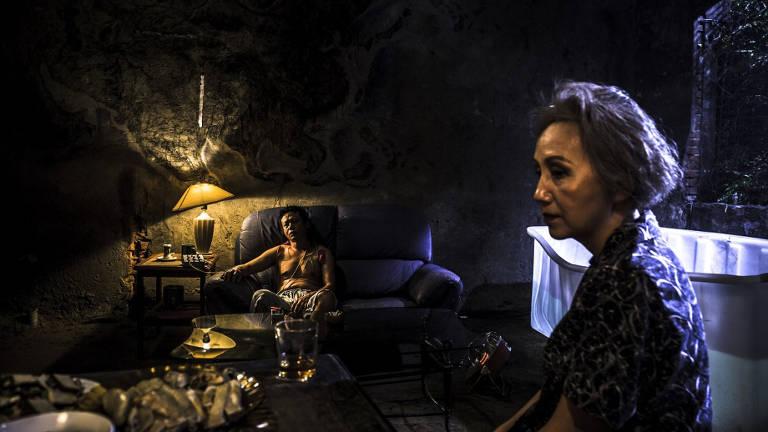 Veja cenas do filme em realidade virtual 'The Deserted', de Tsai Ming-liang