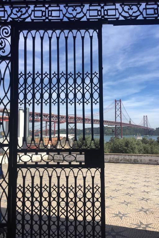 Lisboa sem turistas
