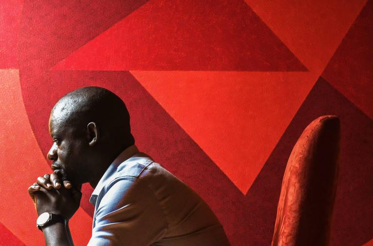 Veja fotos do escritor senegalês Felwine Sarr