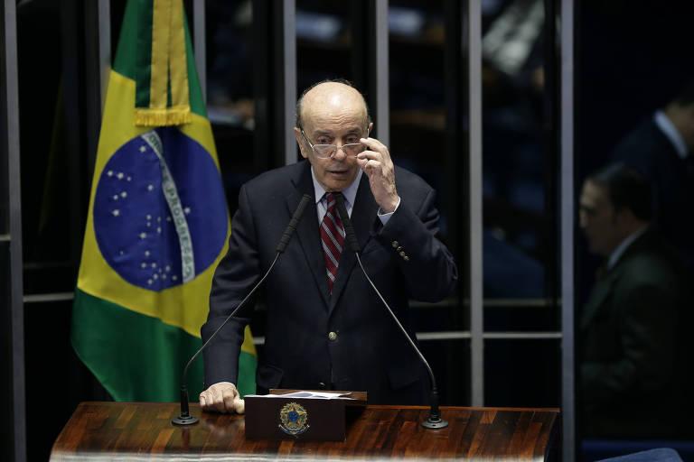 José Serra coloca stent em artéria e permanece internado em SP