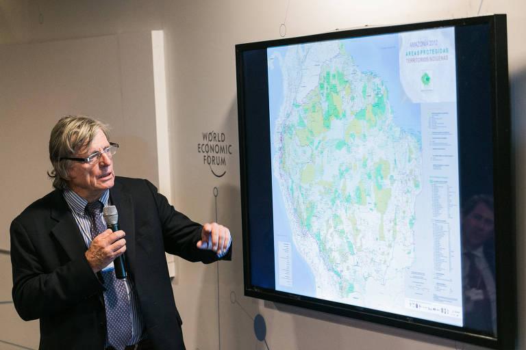 Martin von Hildebrand no Fórum Econômico Mundial de 2016