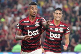Brasileiro Championship - Flamengo v Internacional