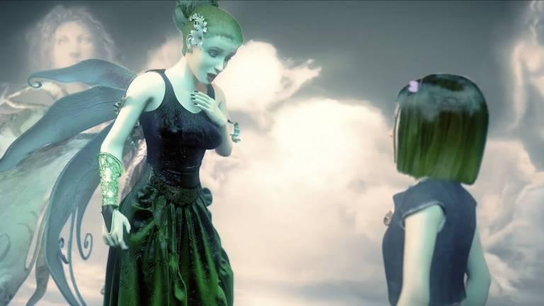 Veja cenas da animação 'A Princesa de Elymia'