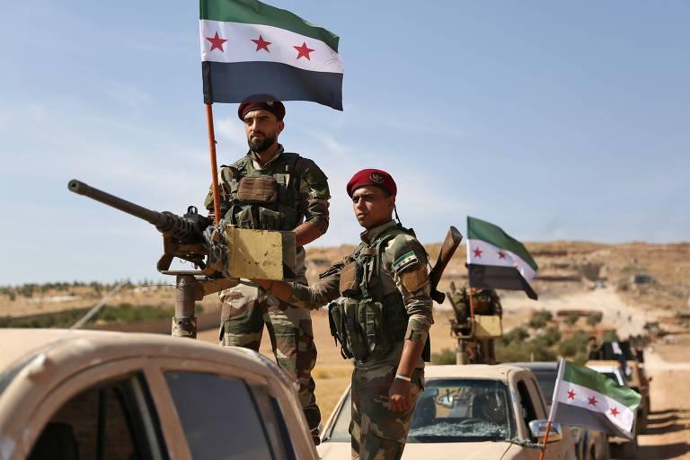 Entenda quem apoia quem na guerra na Síria, que envolve Turquia, Rússia e EUA