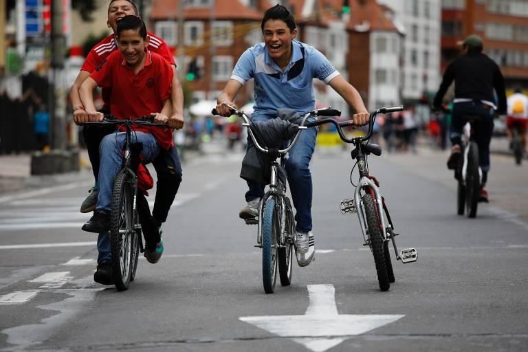 Mobilidade em Bogotá