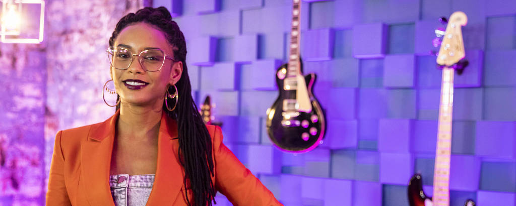 Taís Araujo retorna como apresentadora do PopStar
