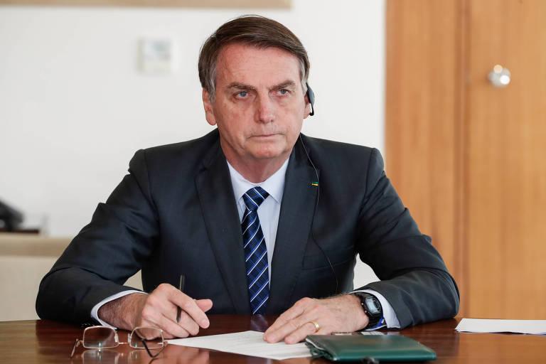 Presidente da República, Jair Bolsonaro; decreto cria base integrada de dados pessoais