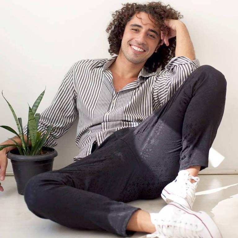 Imagens do ator Felipe Haiut
