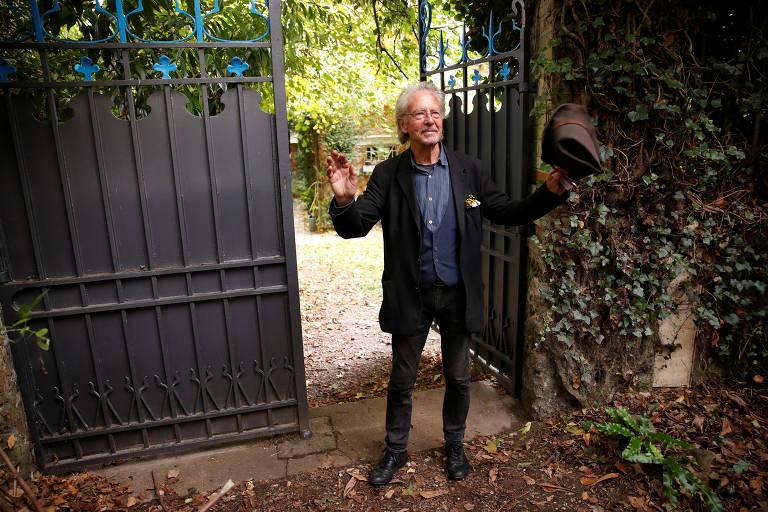 Peter Handke ganha Nobel de Literatura