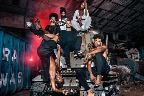 O grupo carioca Heavy Baile