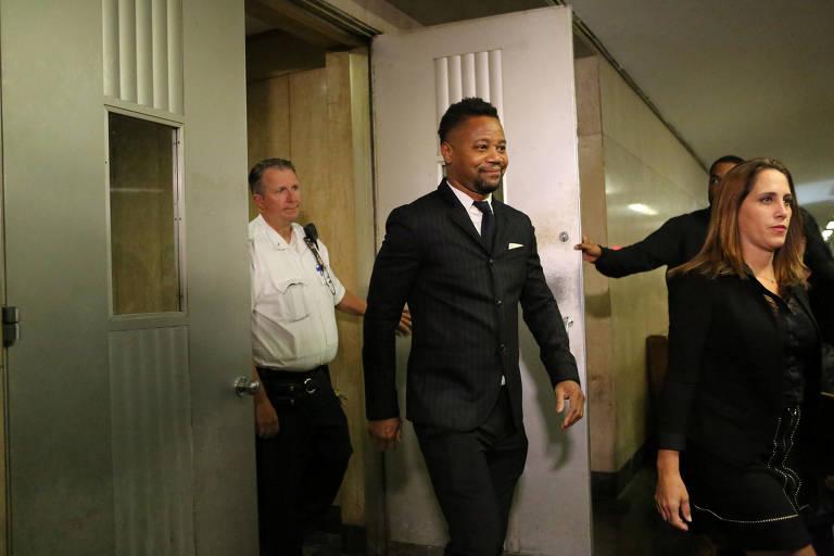Ator Cuba Gooding Jr. na corte de Nova York para responder acusação de assédio