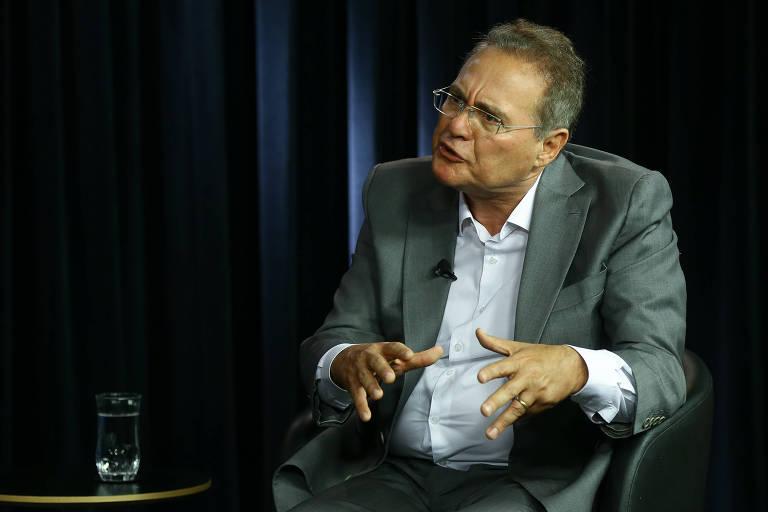 Dá para enxergar três Bolsonaros, e com um deles é possível dialogar, diz Renan