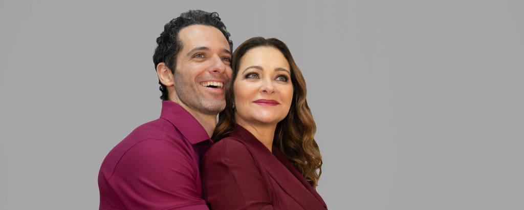 Mouhamed Harfouch e Alexandra Richter na comédia romântica