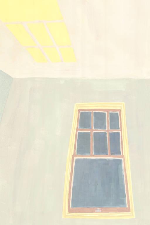 Ilustração de  Gabriela Sacchetto para a seção Imaginação, da Ilustríssima