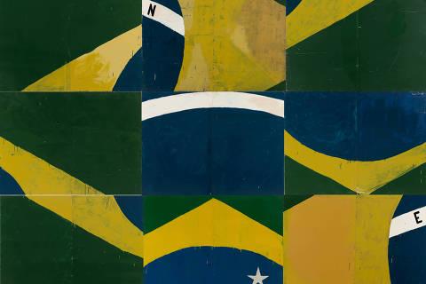Imagem para a capa da Ilustríssima - Brasil