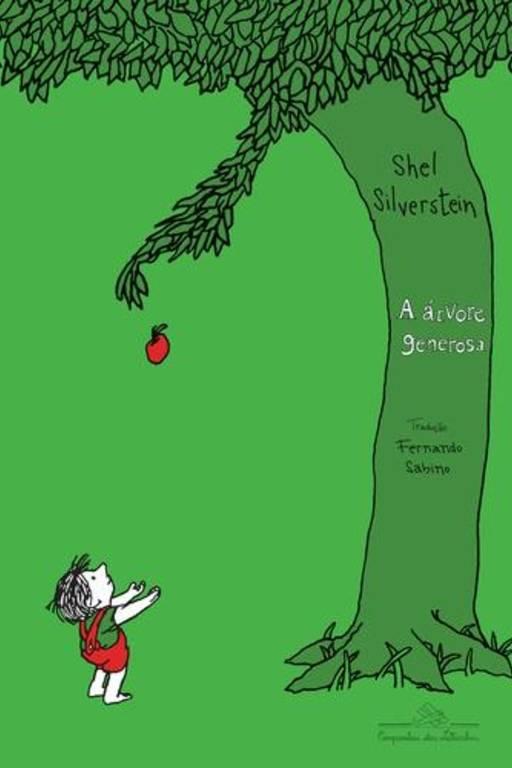 """Folhinha - """"A Árvore Generosa"""""""