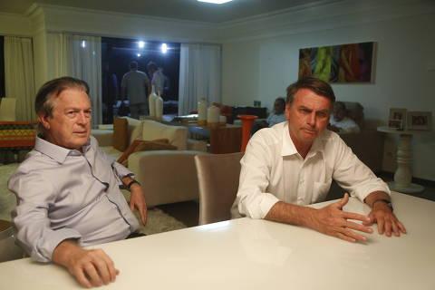 Bivar é alvo de buscas da PF no caso dos laranjas do PSL, partido de Bolsonaro